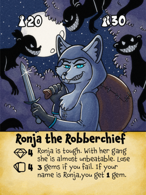 Ronja the Robberchief