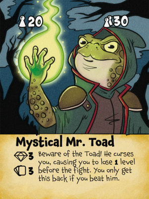 The Mystical Mr. Toad