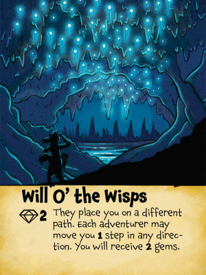 Will o the Wisps